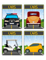 Picture game-Cars
