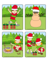 Picture game-Christmas in July-2