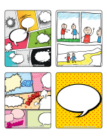 Picture game-Comic strips