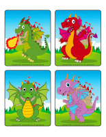 Picture game-Dragons-1