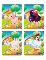 Picture game-Easter farm