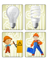 Picture game-Electricity