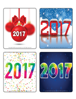 Picture game-Happy New Year 2017-2