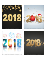 Picture game-Happy New Year 2018-1