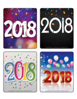 Picture game-Happy New Year 2018