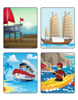 Picture game-Marine transportation