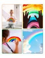 Picture game-Rainbows-2