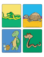 Picture game-Reptiles-1