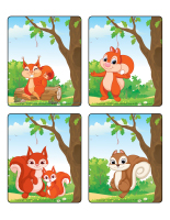 Picture game-Squirrels-2