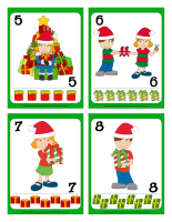 Playing cards-Christmas Sharing-2