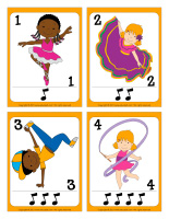 Playing cards-Dance-1