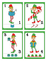 Playing cards-Elves-1