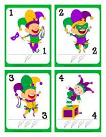 Playing cards-Mardi Gras-1