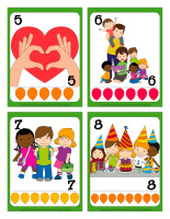 Playing cards-Universal Children's Day 2020-3