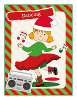 Poster-Christmas-Creative workshops-Dancing
