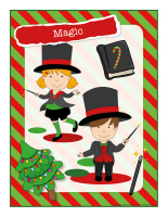 Poster-Christmas-Creative workshops-Magic