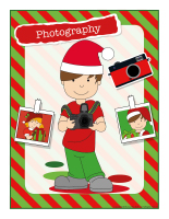 Poster-Christmas-Creative workshops-Photography