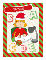 Poster-Christmas-Creative workshops-Writing