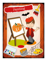 Poster-Halloween-Creative-workshops-Painting-1