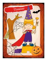 Poster-Halloween-Creative-workshops-Theater-1