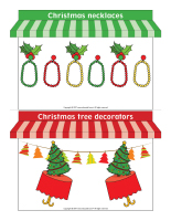 Posters Kiosks-Christmas in July-2