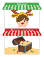 Posters Kiosks-Christmas in July-7