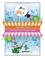 Posters Kiosks-Snow festival-5