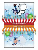 Posters Kiosks-Snow festival-7