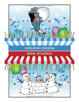 Posters Kiosks-Snow festival-9