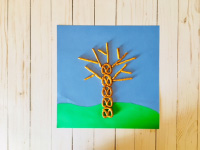 Pretzel Stick Trees-3