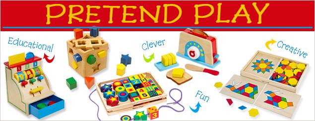 prentend play