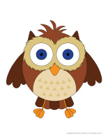 Puppets-Owls