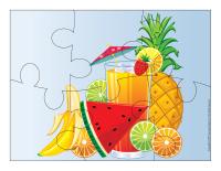 Puzzles-Fruit