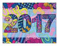Puzzles-Happy New Year 2017