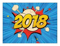 Puzzles-Happy New Year 2018