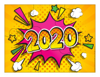 Puzzles-Happy New Year 2020-1