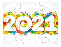 Puzzles-Happy New Year 2021-1