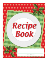 Recipe book-Christmas-1