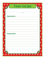 Recipe book-Christmas-2