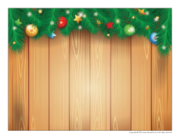 Scene-Christmas traditions-Christmas decorations