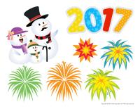 Scene-Happy New Year 2017