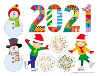 Scene-Happy New Year 2021-2