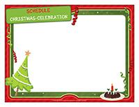 Schedule-Christmas-Celebration