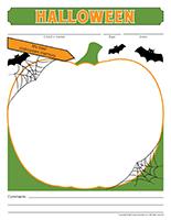 Scrapbook-Halloween 2021
