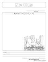 Scrapbook-The city