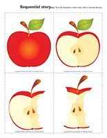 Sequential story-Apples