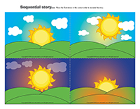 Sequential story-Sunshine
