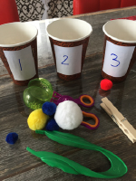 Simple homemade math game-5