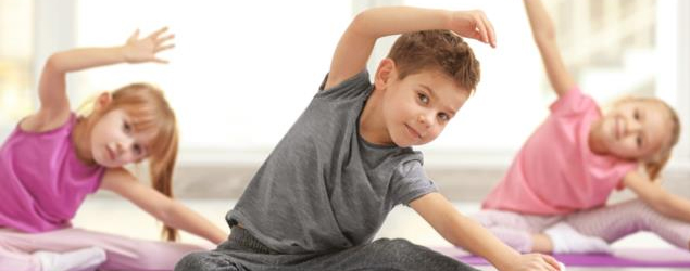 A few basic rules for teaching yoga to children