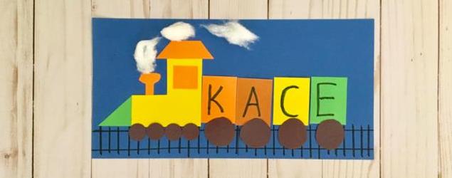 Paper name trains
